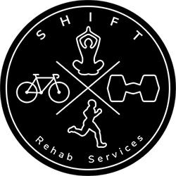 SHIFT Rehab Services - Injury Rehab Kelowna - logo